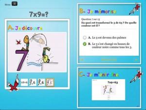 Des techniques mentales pour apprendre vues par matthieu - Site pour apprendre les tables de multiplication ...
